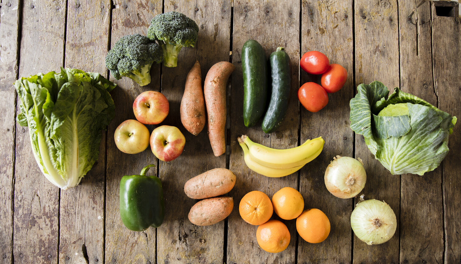 Farmers Box - Family of 4 - Sunday Delivery - $140 Per Week ($10 Delivery Charge)